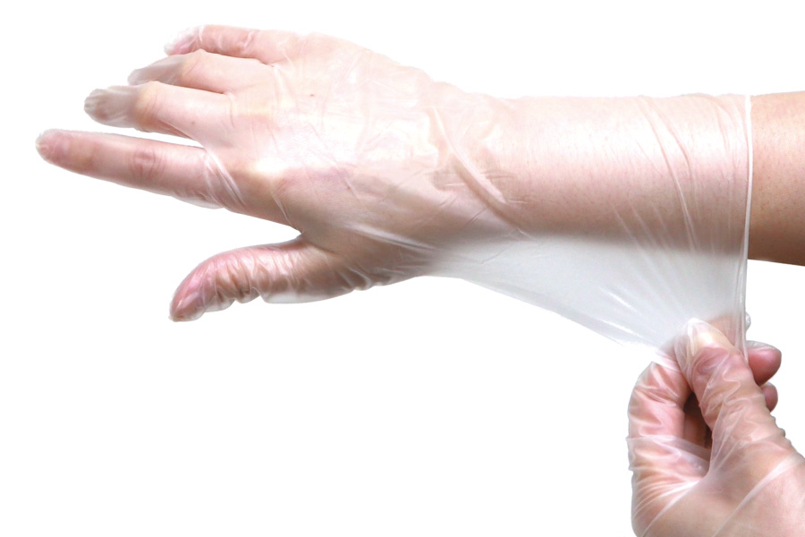 プラスチック手袋・グローブ